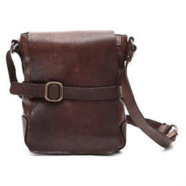 Campomaggi - Small Crossbody Bag - Brown
