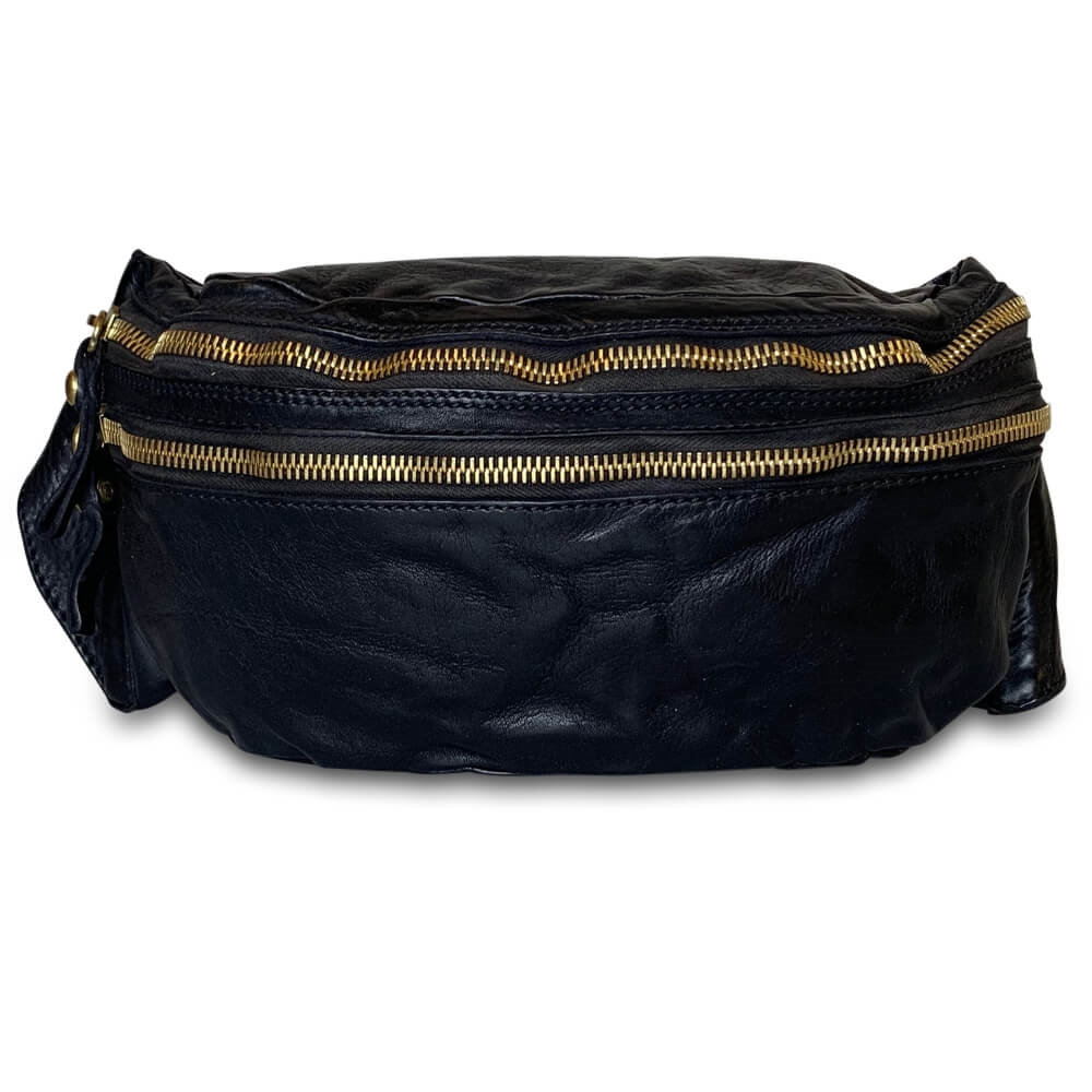 Campomaggi - Bum Bag 9120 - Black