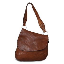 Campomaggi - Saddlebag Medium - Cognac