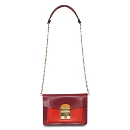 Campomaggi - Small Briefcase Handbag - Red