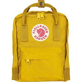 Fjällräven - Kånken Mini Rygsæk - Warm Yellow