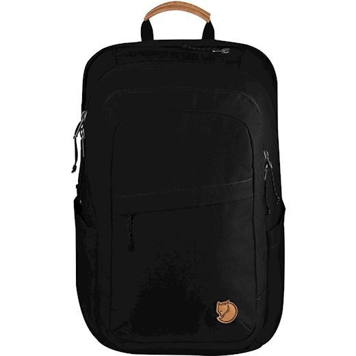 Fjällräven - Räven 28 Backpack - Black