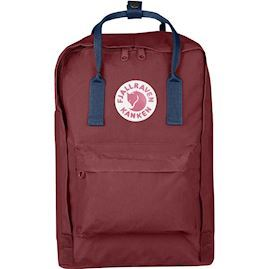 "Fjällräven - Kånken 15"" laptop Rygsæk - Ox Red & Royal Blue"