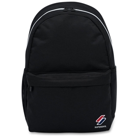 Superdry - Sportstyle BLK Montana Backpack - Black