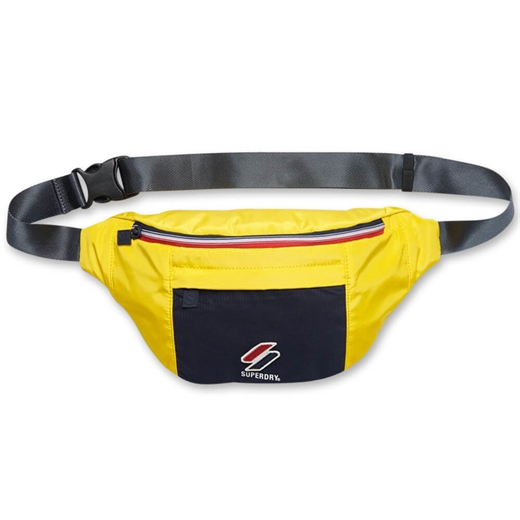 Superdry - Sportstyle Bumbag - Nautical Yellow