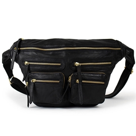 ReDesigned - Ly Bum Bag - Black & Gold
