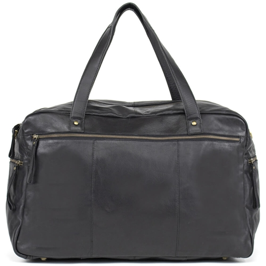 ReDesigned - Signe Urban Weekendtaske - Black