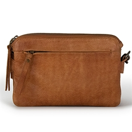 ReDesigned - Aloa Small Clutch - Burned Tan