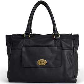 ReDesigned - Nilli Urban Shopper - Black