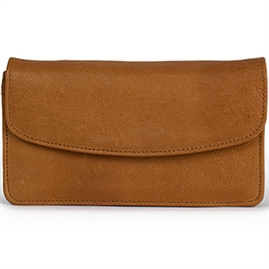 ReDesigned - Marli Big Urban Wallet - Burned Tan