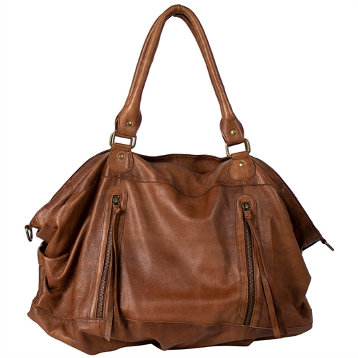 ReDesigned - Pammi Urban Shopper - Walnut