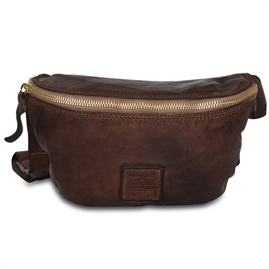Campomaggi - Bum Bag Small - Brown & Gold