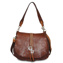 Campomaggi - Saddlebag Large - Cognac