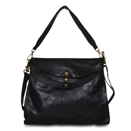 Campomaggi - Shoulderbag Large - Black