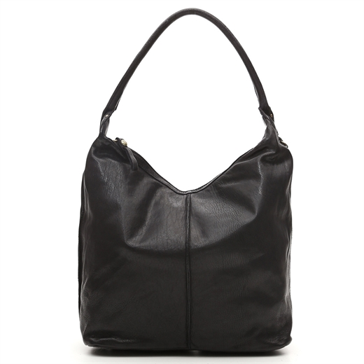 Campomaggi - Shoulder Bag 1637 - Black