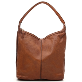Campomaggi - Shoulder Bag 1637 - Cognac