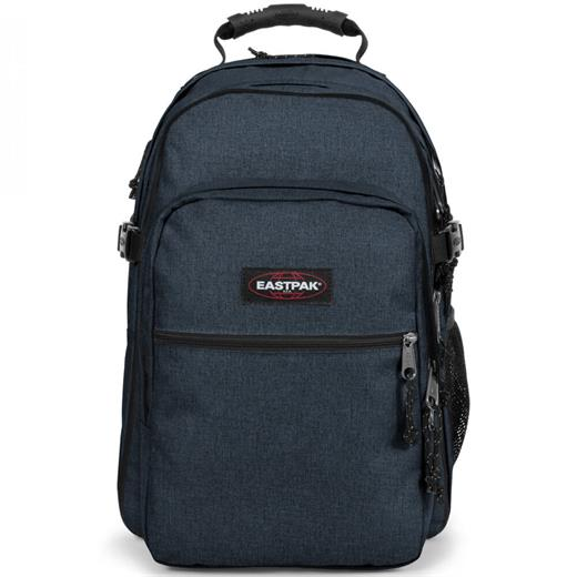 "Eastpak - Tutor Rygsæk til 16/17"" laptop - Triple Denim"