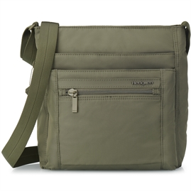 Hedgren - Inner City Orva Large Crossover - Olive Night