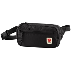 Fjällräven - High Coast Hip Pack - Black