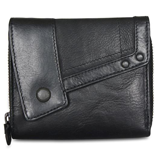 Aunts & uncles - Grandma\'s Luxury Club - Lotta Wallet - Black Smoke