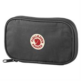 Fjällräven - Kånken Travel Wallet - Super Grey