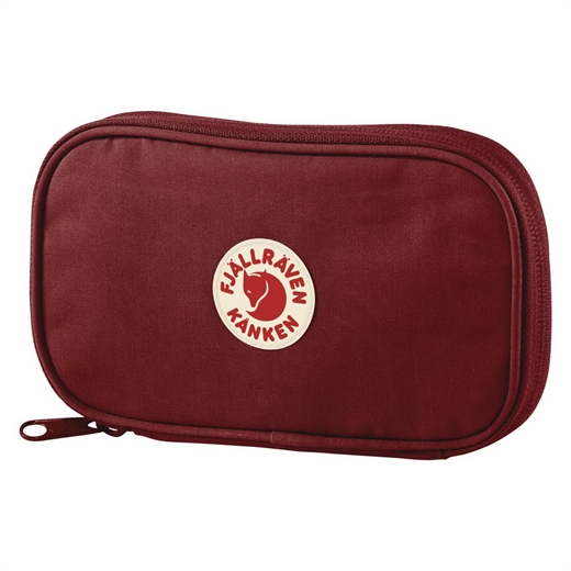Fjällräven - Kånken Travel Wallet - Ox Red