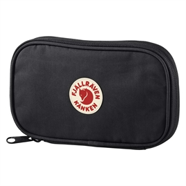 Fjällräven - Kånken Travel Wallet - Black