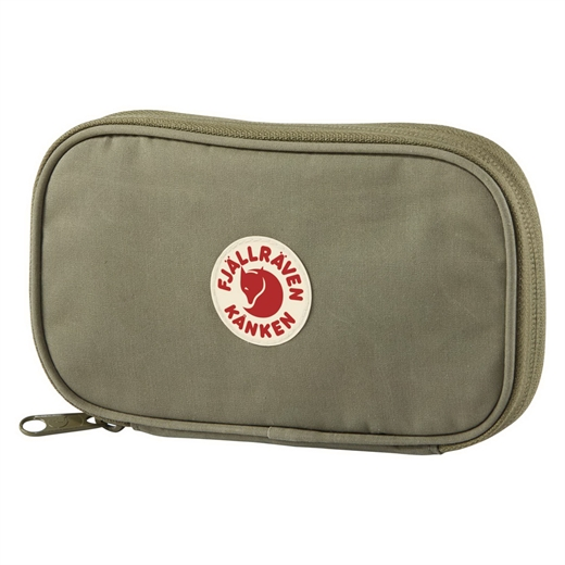 Fjällräven - Kånken Travel Wallet - Green