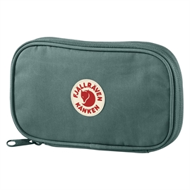 Fjällräven - Kånken Travel Wallet - Frost Green