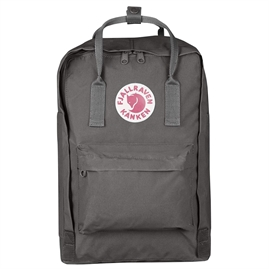 "Fjällräven - Kånken 15"" Laptop Rygsæk - Super Grey"