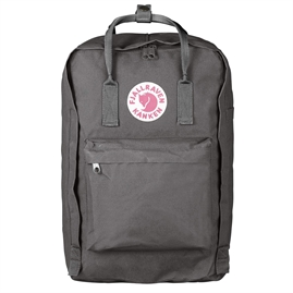 "Fjällräven - Kånken 17"" Laptop Rygsæk - Super Grey"