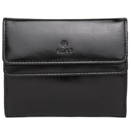 Adax - Salerno Mia Wallet 442669 - Sort