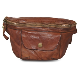 Campomaggi - Bum Bag with pocket - Cognac