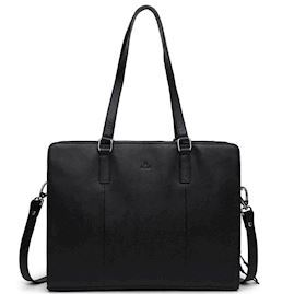 "Adax - Napoli Broke 13,3"" Working Bag 276625 - Black"