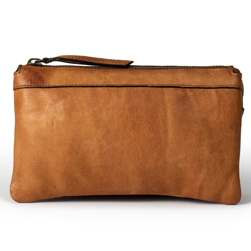 ReDesigned - Lisa Urban Clutch - Burned Tan