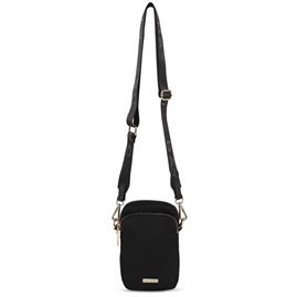 DAY ÉT - RE-Logo Band Compact Mini Bag - Black